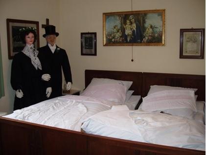 Museum Jugendstil Schlafzimmer